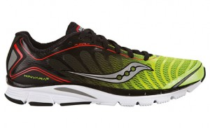 Shoe Review: Saucony Peregrine 2 and Saucony Kinvara 3