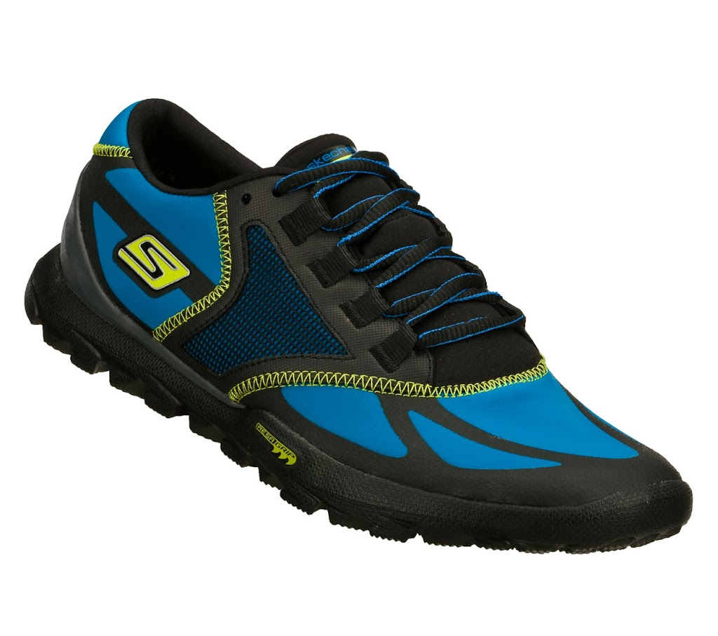 Shoe Review: Skechers GoTrail - Josh Spector