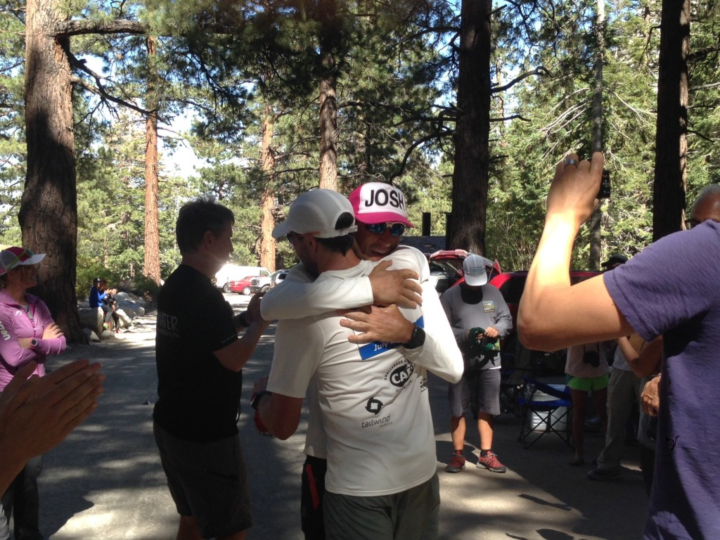 Badwater.hug aaron at finish.elizabeth