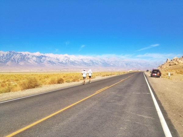 Badwater.mile 113.sally